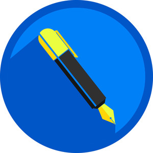 Office Pen Icon