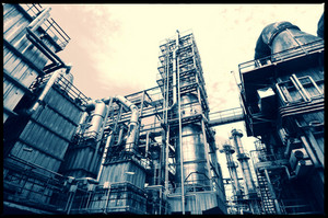 oil and gas refinery vintage processing