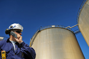 oil, gas and fuel storage tanks