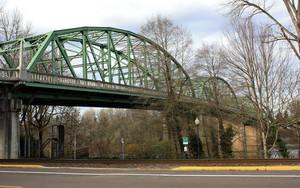 Old Albany Bridge