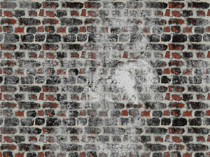 Old Brick Grunge Wall