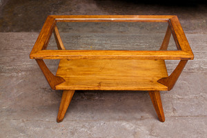 Old Center Table