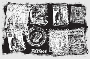 Old Postage