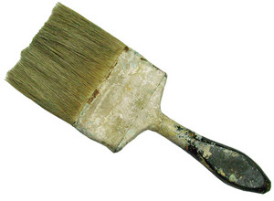 Old Whitewash Brush
