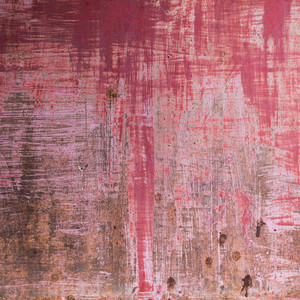 Old wood background in red color