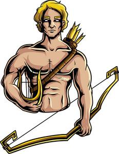 Olympian Gods Vector Element