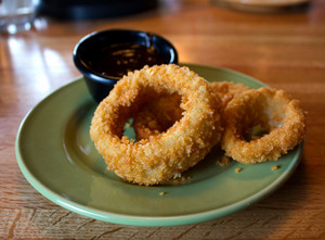 Onion Rings Snacks