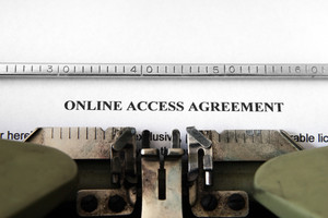 Online Access Agreement