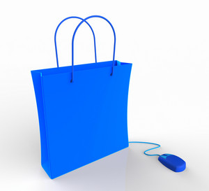 Online Buying Shows Internet Purchases
