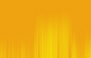 Orange Abstract Motion Background