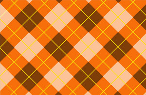 Orange-brown Pattern