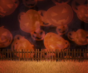 Orange Halloween Backgrounds