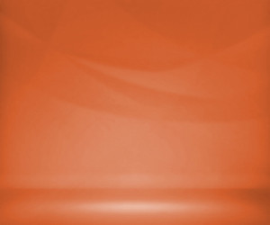 Orange Photo Studio Background
