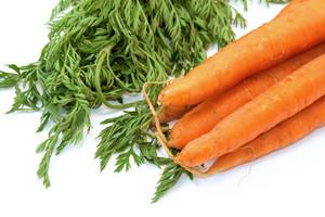 Organic Fresh Carrots