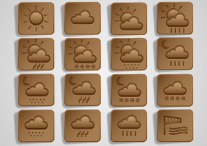 Original Weather Icons