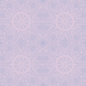 Ornamental Lace Pattern