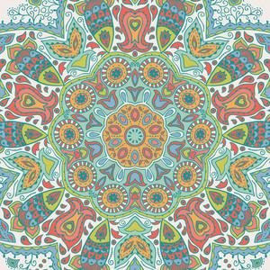 Ornamental Lace Pattern