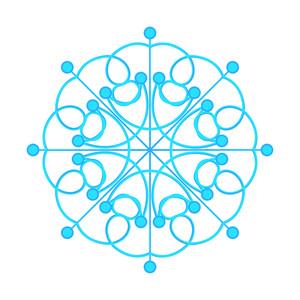 Ornamental Snowflake Design
