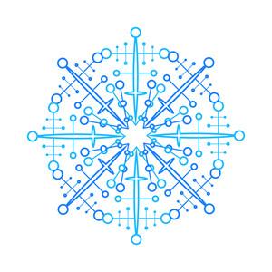 Ornamental Snowflake