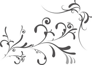 Ornaments Corners 2 Vector