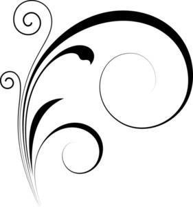 Ornate Floral Design