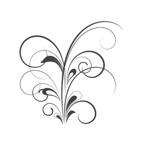 Ornate Flourish Design