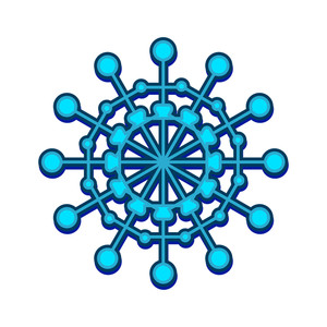 Ornate Snowflake