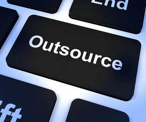 Outsource Key Showing Subcontracting And Freelance