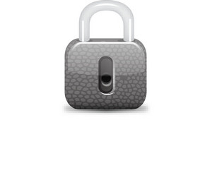 Padlock Locked Lite Plus Icon