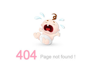 Page Not Found Web Template