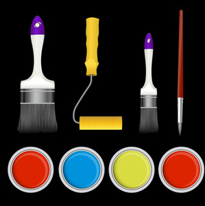 Painting Tools And Equipment