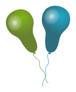 Pair Of Balloons