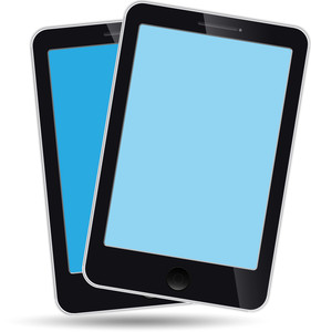 Pair Of Tablets