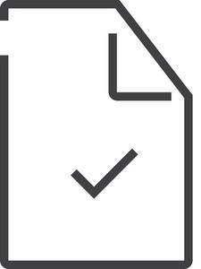 Paper 11 Minimal Icon