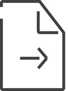 Paper 13 Minimal Icon