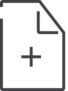 Paper 7 Minimal Icon