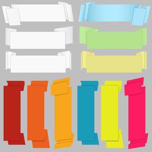 Paper Banner Designs