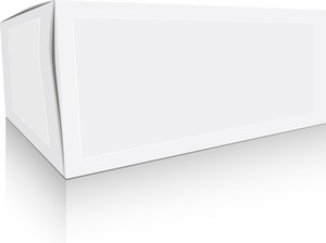 Paper Box Design Vector