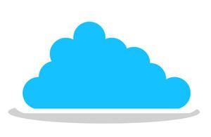 Paper Cloud Banner