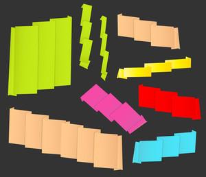 Paper Element Vector Designs