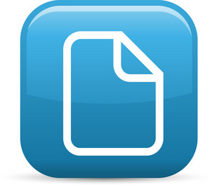 Paper Elements Glossy Icon