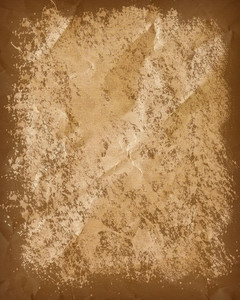 Paper Grunge Brown