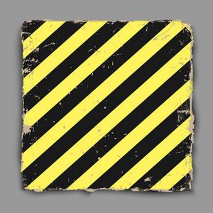 Paper Grunge Construction Background