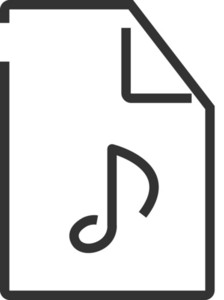 Paper  Minimal Icon