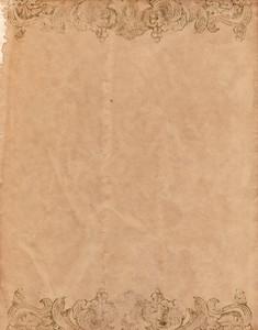 Paper Ornamental 2 Texture