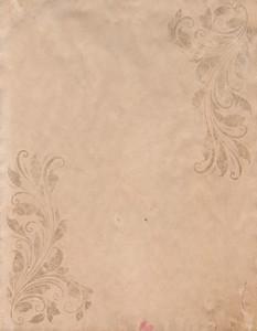 Paper Ornamental 3 Texture