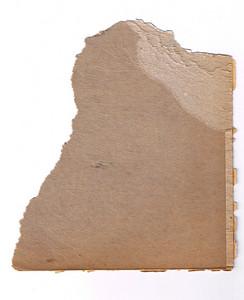 Paper Torn 26 Texture