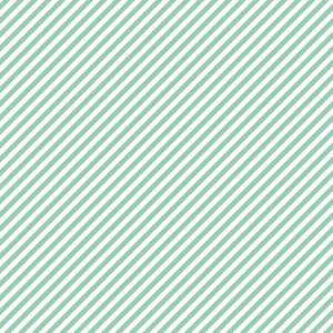 Mint Blue And White Diagonal Stripes Pattern