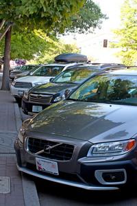 Parking Traffic