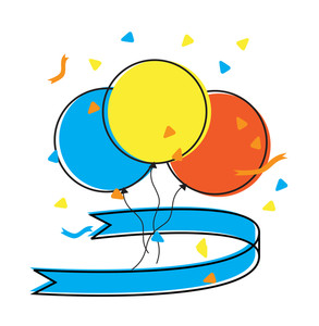Party Celebration Balloons